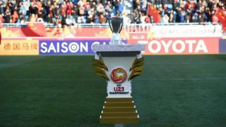 Trofi Piala Asia U-23 2020 - INDOSPORT