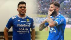 Indosport - Bojan Malisic dan Fabiano Beltrame