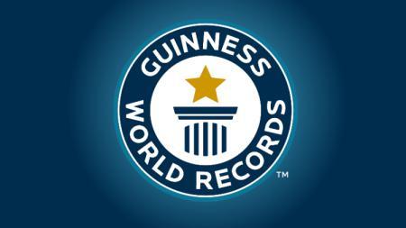 Logo Guinness World Record. - INDOSPORT