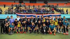 Indosport - Thailand resmi mengumumkan 23 nama pemain untuk menghadapi Vietnam dan Timnas Indonesia di babak kedua Kualifikasi Piala Dunia 2022.