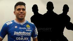 Indosport - Dibanding Fabiano Beltrame 3 bek lokal yang seharusnya gabung Persib.