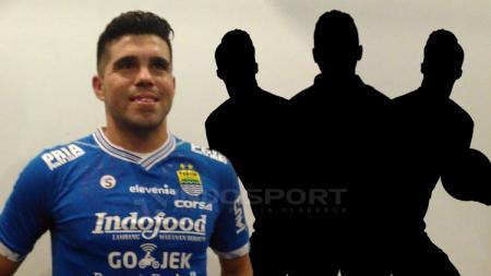 Dibanding Fabiano Beltrame 3 bek lokal yang seharusnya gabung Persib. - INDOSPORT