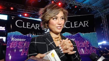 Agnez Mo, penyanyi Internasional berbakat dari Indonesia. - INDOSPORT