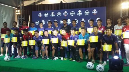 Liga Nivea Men TopSkor U-17 2019. - INDOSPORT