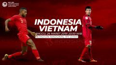 Indosport - Prediksi Indonesia U23 vs Vietnam U23
