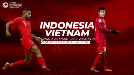 Prediksi Indonesia U23 vs Vietnam U23 - INDOSPORT