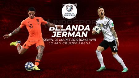 Prediksi Belanda vs Jerman - INDOSPORT