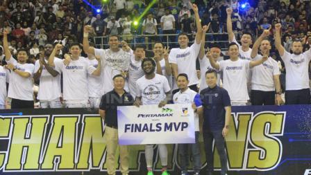 Savon Goodman sebagai MVP Final IBL Pertamax