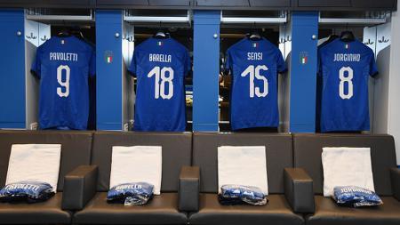 Susunan Pemain Timnas Italia vs Finlandia di Kualifikasi Euro 2020 - INDOSPORT