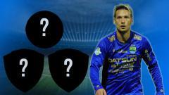 Indosport - 3 Klub Liga Indonesia Bersaing Dapatkan Eks Top Skor Persib.