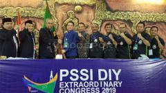 Indosport - Asprov PSSI DIY siap gelar kompetisi Liga 3 2020 sesuai arahan dari federasi pusat.