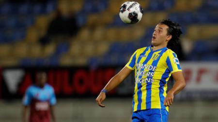 Klub Ezra Walian, RKC Waalwijk, selangkah lagi promosi ke Eredivisie Belanda. - INDOSPORT