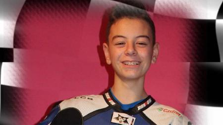 Pembalap muda berusia 14 tahun tewas saat sedang mengikuti turnamen balap di Spanyol - INDOSPORT