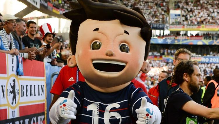 Maskot Piala Eropa 2016 Copyright: Arne Dedert/picture alliance via Getty Images