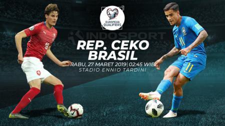 Prediksi Republik Ceko vs Brasil - INDOSPORT
