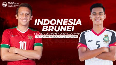 Prediksi Indonesia U-23 vs Brunei U-23 - INDOSPORT