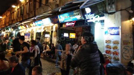 Sudut kota Vietnam di tengah malam - INDOSPORT