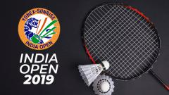 Indosport - India Open 2019