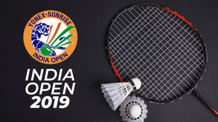 India Open 2019. - INDOSPORT