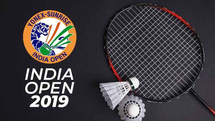 India Open 2019 Copyright: INDOSPORT