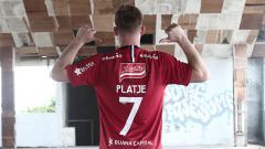 Indosport - Pemain Bali United, Melvin Platje
