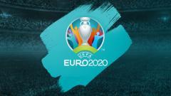 Indosport - Logo Piala Eropa 2020