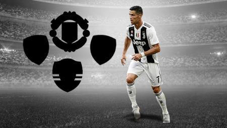 Empat klub yang jadi pelabuhan Cristiano Ronaldo - INDOSPORT