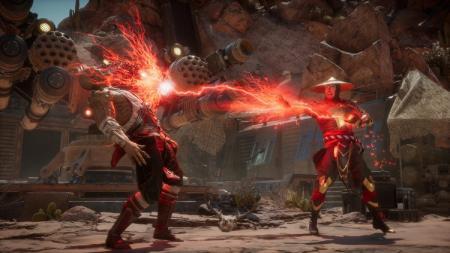 Greg Russo, screen writer dari Mortal Kombat, yaitu film yang diadaptasi dari game besutan Netherrealm Studios, mengungkapkan akan menghadirkan adegan fatality. - INDOSPORT