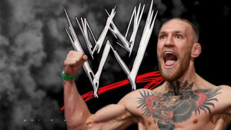 McGregor Bakal Bergabung Dengan WWE - INDOSPORT