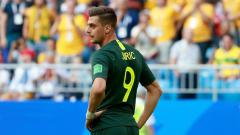 Indosport - Striker Timnas Australia Tomi Juric.