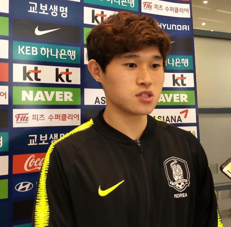 Pemain muda Korea Selatan, Lee Dong-gyeong Copyright: en.yna.co.kr