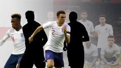 Indosport - 4 Bintang Muda Masa Depan Timnas Inggris.