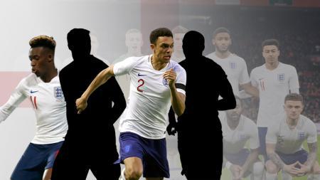 4 Bintang Muda Masa Depan Timnas Inggris. - INDOSPORT
