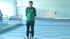 Indosport - Bek Timnas Indonesia U-23, Nurhidayat Haji Haris mengatakan, mendapat pesan tegas dari pelatih asal Irlandia Utara, Paul Munster jelang SEA Games 2019.