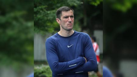 Pelatih PSIM Yogyakarta Vladimir Vujovic. - INDOSPORT