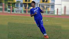 Indosport - Wonderkid Persib Bandung Beckham Putra Nugraha.