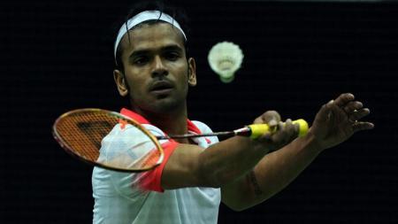 Pebulutangkis India, Subhankar Dey menuntut ganti-rugi dari Federasi Bulutangkis Dunia (BWF) karena memaksanya mundur dari kompetisi SaarLorLux Open 2020. - INDOSPORT