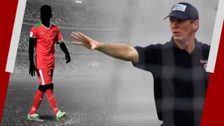 Peter Withe adalah pelatih asal Inggris yang sempat menghadirkan perubahan signifikan di Timnas Indonesia pada tahun 2004. - INDOSPORT