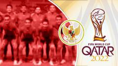 Indosport - Hasil drawing kualifikasi Piala Dunia 2022 membuat netizen