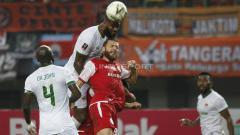 Indosport - Persija Jakarta vs Kalteng Putra.