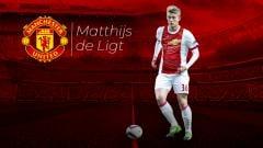 Indosport - Matthijs de Ligt bek asal Belanda