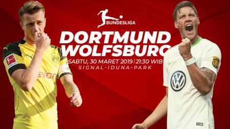 Prediksi Borussia Dortmund vs Wolfsburg - INDOSPORT