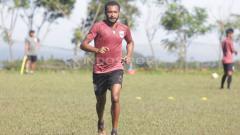 Indosport - Pemain Badak Lampung FC, Arthur Bonai dikaitkan bergabung dengan klub Liga 1 Bali United musim depan.