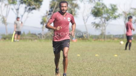 Arthur Bonai menilai PSIS Semarang memiliki peluang untuk bisa mengalahkan Persija Jakarta di pekan kedua Shopee Liga 1 2019. - INDOSPORT