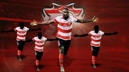 4 pemain Madura United paling berbahaya untuk Persela di perempatfinal Piala Presiden 2019, diantaranya Greg Nwokolo - INDOSPORT