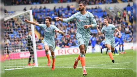 Agar Ruben Loftus-Cheek kembali bersinar seperti sebelumnya, Chelsea rela merugi dan melanggar aturannya sendiri saat meminjamkannya ke Fulham. - INDOSPORT