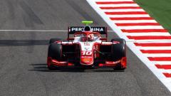 Indosport - Sean Gelael hanya mampu finish ke-17 di sprint race Formula 2 seri Hungaria 2019.