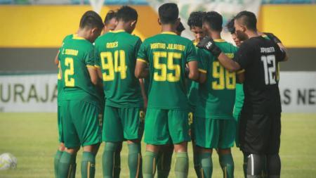 Skuat Sriwijaya FC akan segera melakukan latihan perdana untuk persiapan Liga 2 2019. - INDOSPORT