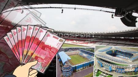 Stadion Utama Gelora Bung Karno - INDOSPORT