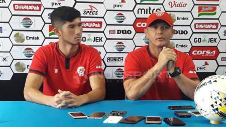 Preskon Arema FC vs Kalteng Putra di Piala Presiden 2019. - INDOSPORT